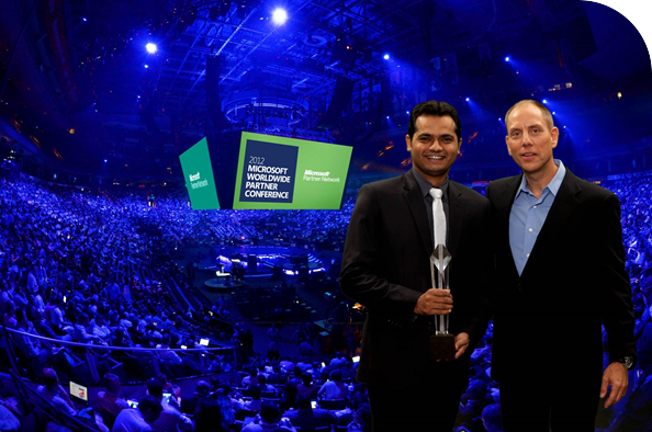 Microsoft country partner of the year 2012